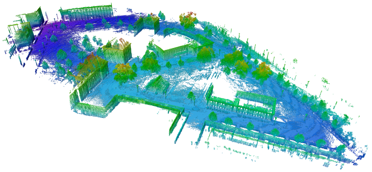 OctoMap - 3D occupancy mapping